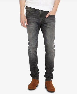 Buffalo David Bitton Men's Max-x Black Skinny Jeans