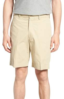 Bills Khakis M2 Classic Fit Flat Front Tropical Cotton Poplin Shorts
