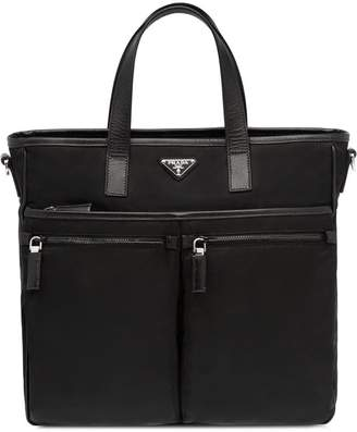 5dba7186ad3a38 Prada Tote Bags For Men - ShopStyle Canada