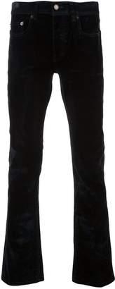 Saint Laurent slim bootcut jeans