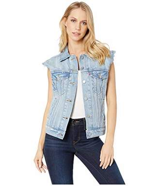 Levi's Women's Ex-Boyfriend Vests