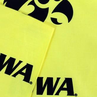 Iowa Hawkeyes Printed Sheet Set - Twin