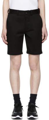 Saturdays NYC Black Tommy Chino Shorts