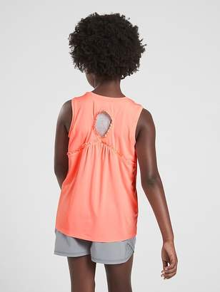 Athleta Girl Ruffle Tank