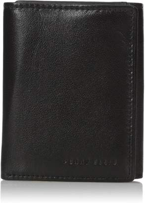 Perry Ellis Men's Portfolio Gramercy Slim Trifold Wallet