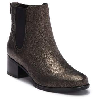 Naturalizer Dallas Leather Ankle Boot - Wide Width Available