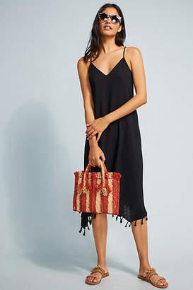 Allihop Tasseled Cover-Up Dress