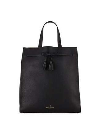 Kate Spade Hayes Street Medium Leather Tote Bag