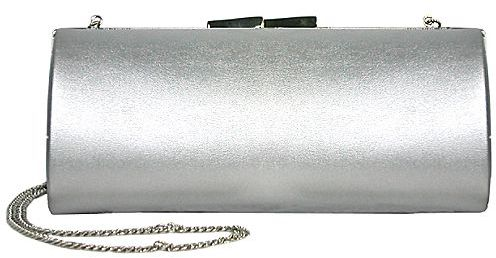 La Regale Metallic Frame Bag