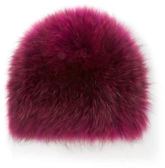 Yestadt Millinery Le Fluff Fox Fur Beanie
