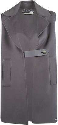 Sportmax Classic Leather Vest