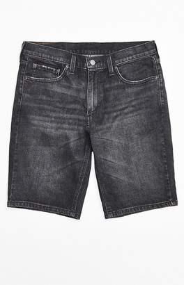 Levi's Gray 511 Cutoff Denim Shorts