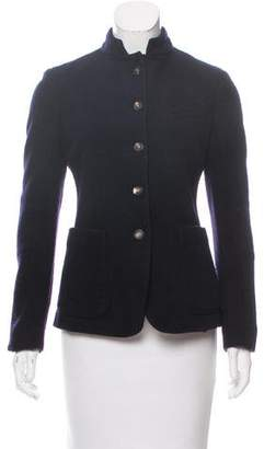 Massimo Alba Structured Wool Jacket