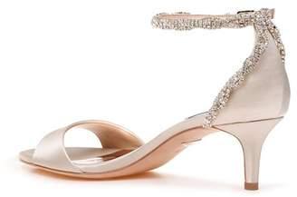 Badgley Mischka Yareli Crystal Embellished Sandal (Women)