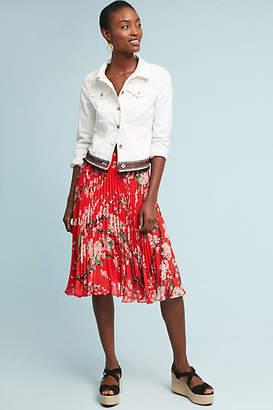 Sunday in Brooklyn Kita Pleated Floral Skirt
