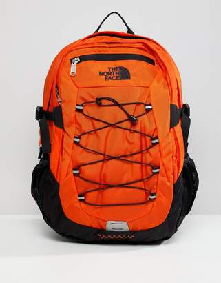 The North Face Borealis Classic Backpack 29 Litres in Orange