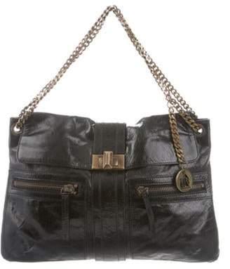Lanvin Hero Chain Bag Black Hero Chain Bag