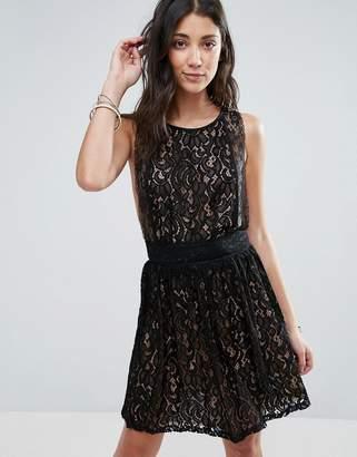 Raga Lani Sleeveless Lace Dress