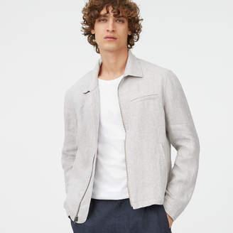 Club Monaco Full-Zip Short Jacket