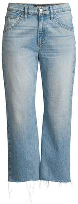 Hudson Jeans Sloane Extra Baggy Crop Jeans