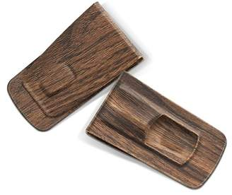 M-Clip Wood Grain Tightwad Money Clip