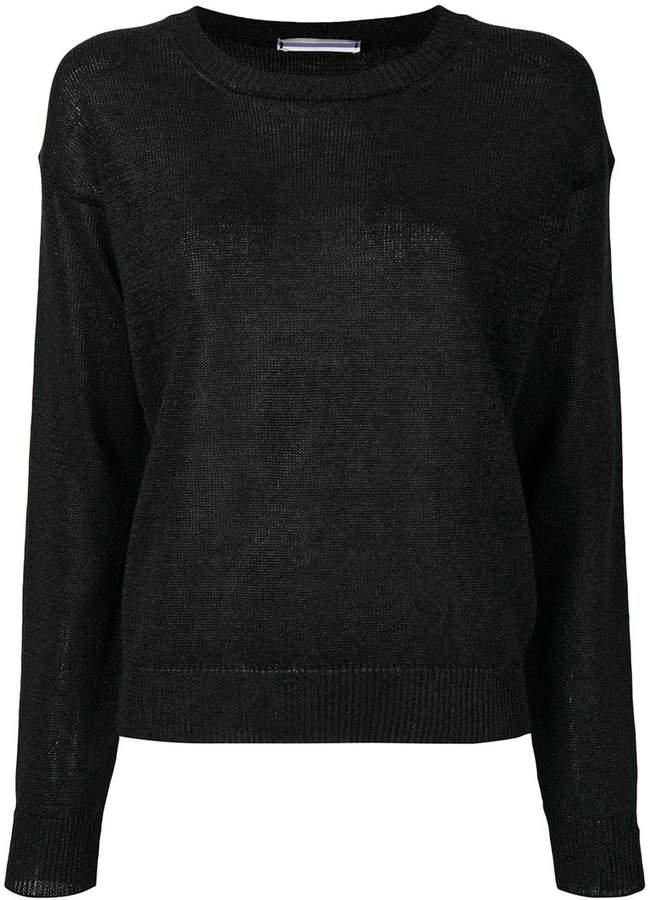 Cristaseya dropped shoulder sweater