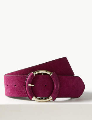 Marks and Spencer Suede Waist Belt