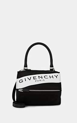 b7d4cebd37b7 Givenchy Women s Pandora Small Tech-Fabric Messenger Bag - Black