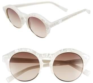 Le Specs 'Edition Five' 51mm Sunglasses