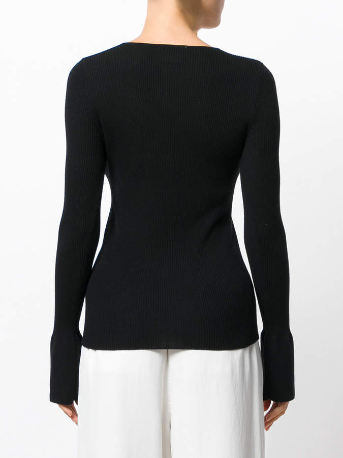DKNY classic knitted sweater
