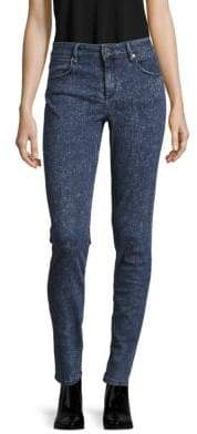 Sandro Cotton-Blend Washed Jeans