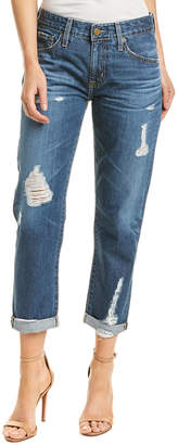AG Jeans The Ex-Boyfriend 9 Years Exemptions Slouchy Slim Leg