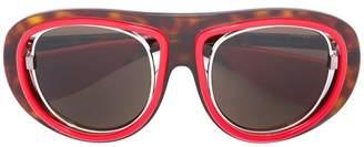 Emilio Pucci square shaped sunglasses
