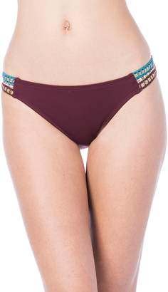 LaBlanca La Blanca Running Stitch Hipster Bikini Bottoms