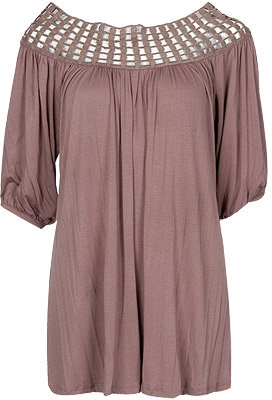 Kamini Gathered Tunic