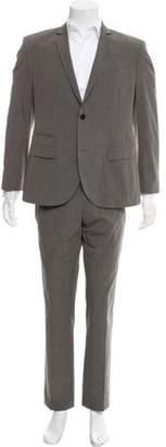 Neil Barrett Slim-Fit Two-Button Suit grey Slim-Fit Two-Button Suit