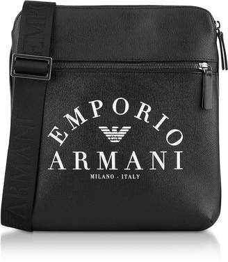Emporio Armani Signature Large Men's Crossbody Bag