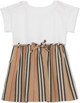 Burberry Icon Stripe dress
