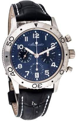 Breguet Type XX Transatlantique Flyback Watch