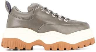 Eytys platform sole sneakers