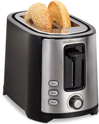Hamilton Beach Extra-Wide Two-Slot Toaster