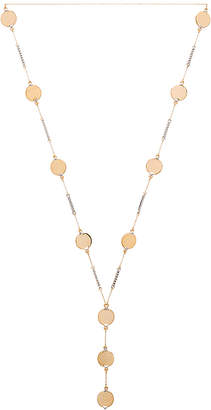House of Harlow 1960 Nuri Y Necklace in Metallic Gold. $90 thestylecure.com