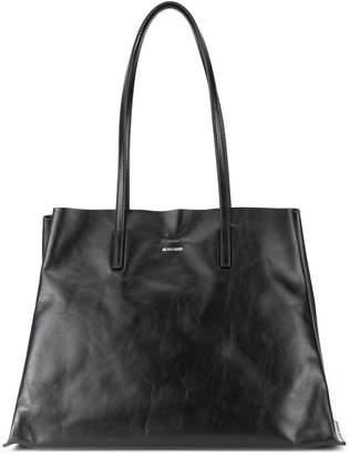 Jil Sander shopped tote bag