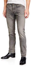 Men's Slim-Fit Denim Jeans