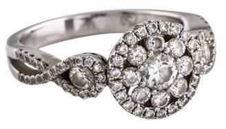 Roberto Coin 18K Diamond Fantasia Ring