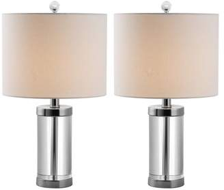 Safavieh Laurie Crystal Table Lamp, Set of 2