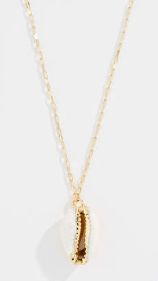 Shashi Caroline Gold Necklace