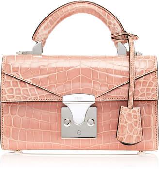 Stalvey Top Handle 2.0 Alligator Shoulder Bag