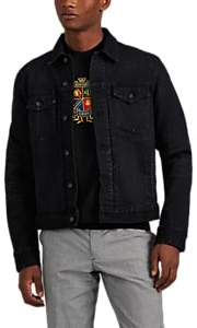 Rag & Bone Men's Denim Trucker Jacket - Black