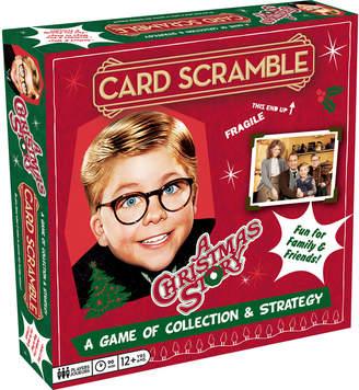 Gama-Go Gamago Aquarius A Christmas Story Card Scramble Board Game